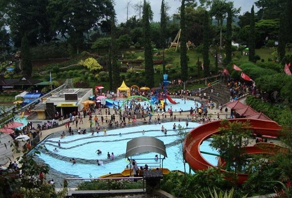 Bunga Selecta Wisata Kota Malang Batu Taman