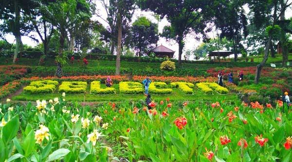 Menengok Indahnya Taman Selecta Mempesona Kota Malang Batu