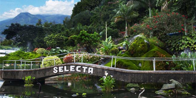 Objek Wisata Taman Selecta Batu Malang Menawan Kabar Banyaknya Bunga