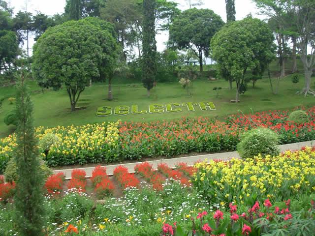 Pesiarku Taman Wisata Selecta Batu Malang Jawa Timur Kota