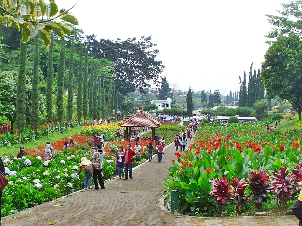 Selecta Recreational Park Batu Malang City Corner Indonesia Afdhol Place