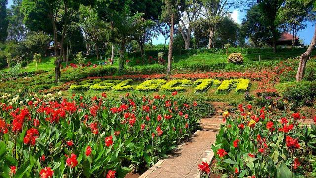 Selecta Salah Satu Wisata Romantis Kota Batu Taman