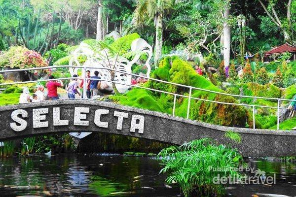 Selecta Taman Rekreasi Legendaris Kota Batu Dinikmati Setiap Kalangan Umur