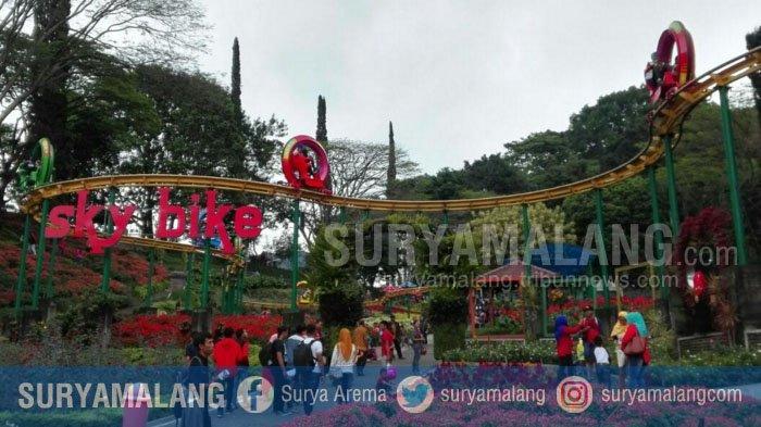 Selecta Taman Rekreasi Legendaris Kota Batu Tembus Satu Juta Pengunjung