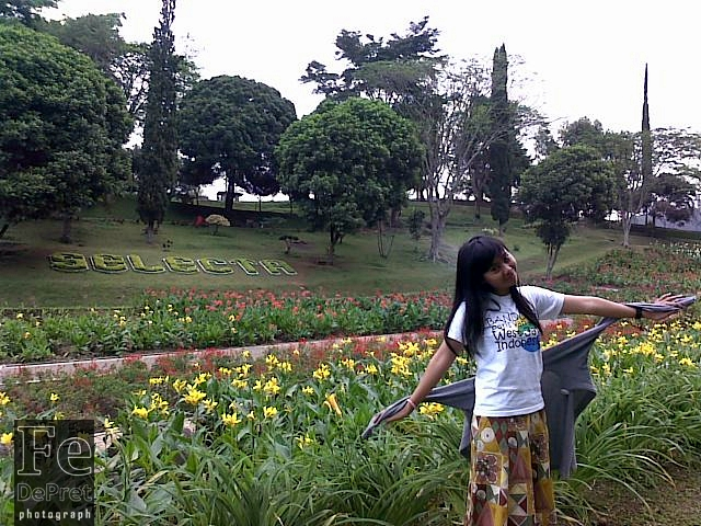 Taman Bunga Selecta Kota Batu Fettydepret