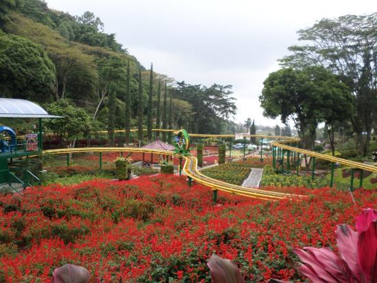 Taman Rekreasi Selecta Picture Recreational Park Batu Kota