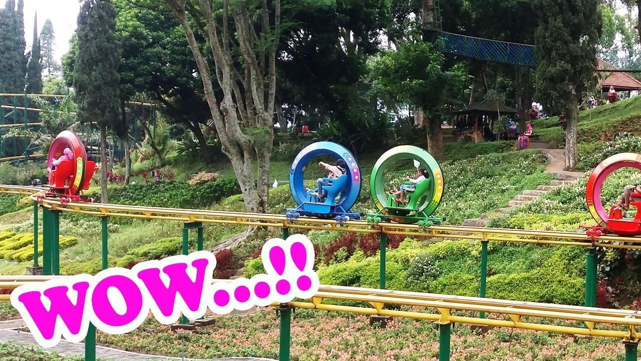 Taman Rekreasi Selecta Wisata Batu Kota Malang Vlog 9 Youtube