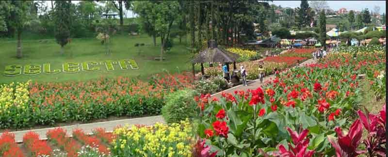 Taman Wisata Selecta Batu Malang Kota