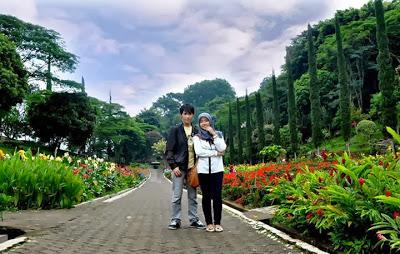Taman Wisata Selecta Kota Batu Malang Nusantara Bunga