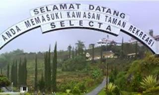 Taman Wisata Selecta Kota Batu Malang Yoshiewafa