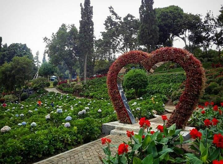 Wisata Kota Batu Gogotrans Malang Holiday Taman Bunga Selecta Bagaikan