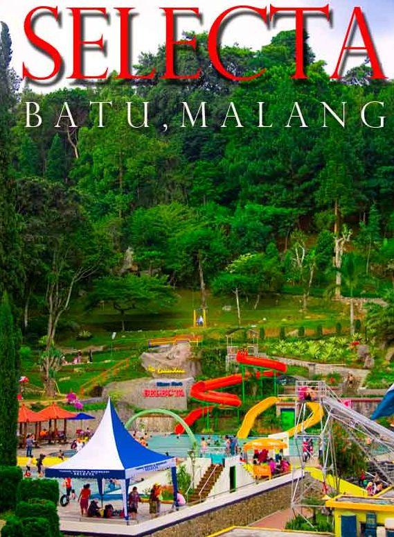 Wisata Selecta Batu Malang Indonesia Explorer Taman Kota
