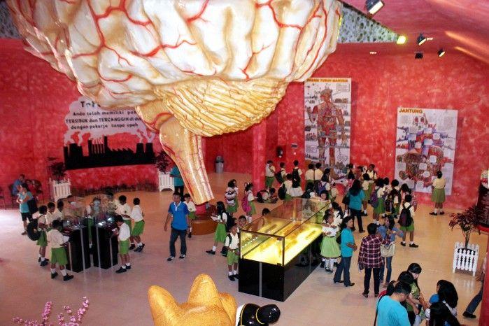 Bagong Adventure Body Museum Steemit 1 Jpg Tubuh Kota Batu