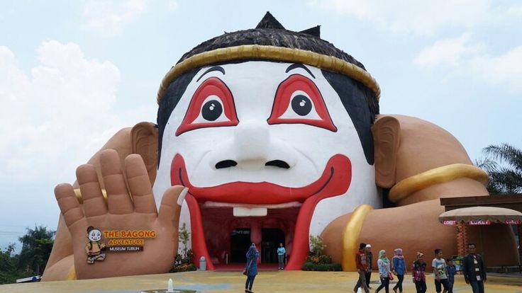 Bagong Adventure Museum Tubuh Batu Mengedukasi Malang Strudel Kota
