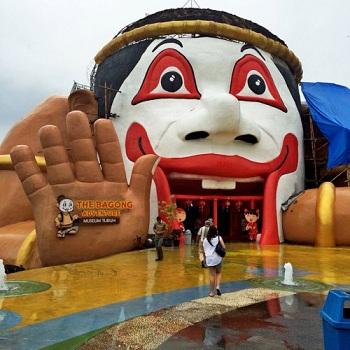 Harga Tiket Masuk Bagong Adventure Museum Tubuh Bulan Maret 2018