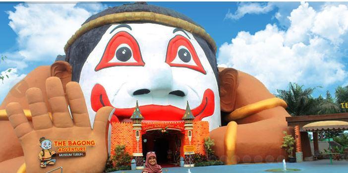 Hotel Sekitar Daerah Museum Tubuh Bagong Adventure Klikhotel Mengenai Kota