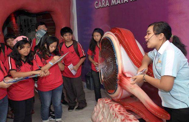 Jatim Park Group Museum Tubuh Sediakan Paket Belajar Biologi Organ