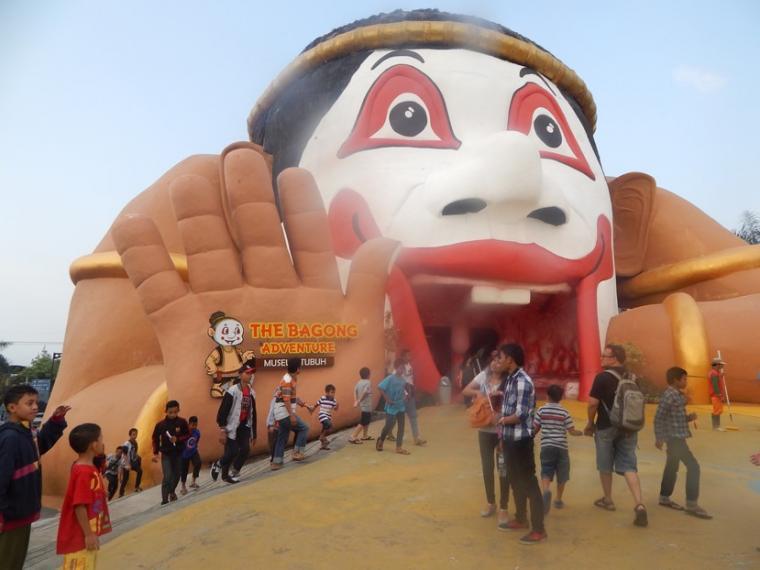Liburan Natal Bagong Adventure Museum Tubuh Kota Batu
