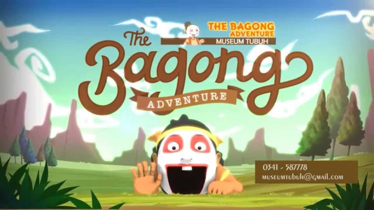 Museum Tubuh Bagong Adventrue Animasi Youtube Adventure Kota Batu