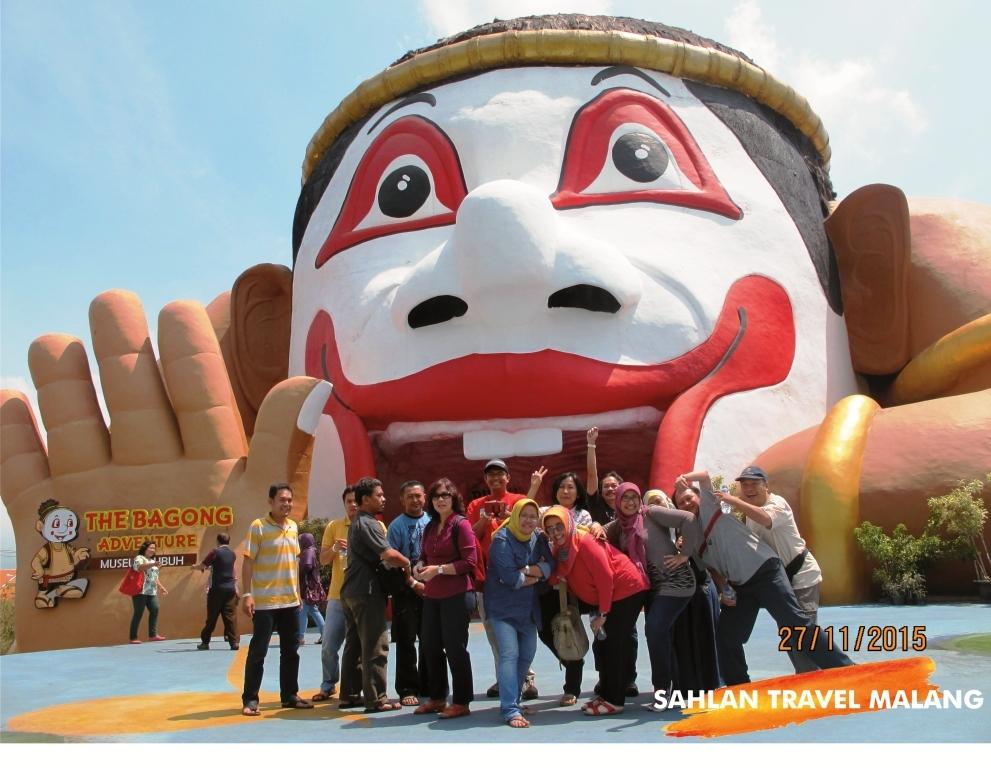Museum Tubuh Bagong Adventure June 5 Kota Batu