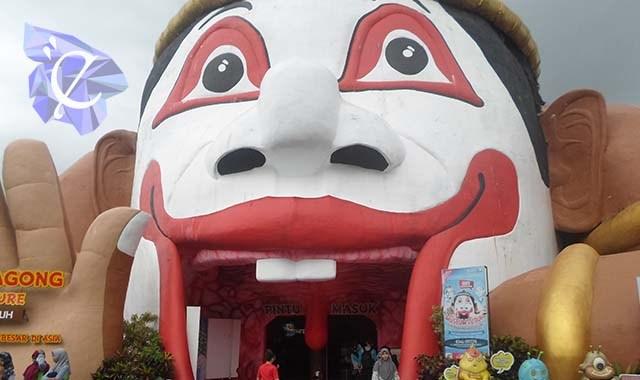 Museum Tubuh Bagong Adventure Menjelajah Bagian Manusia Gate Kota Batu