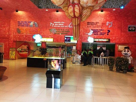 Museum Tubuh Picture Bagong Adventure Human Body Kota Batu