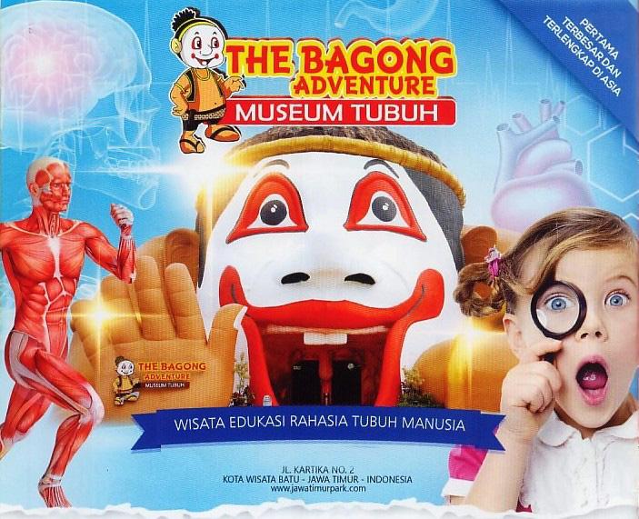 Wisata Batu Jatim Park Group Villa Bagong Adventure Museum Tubuh