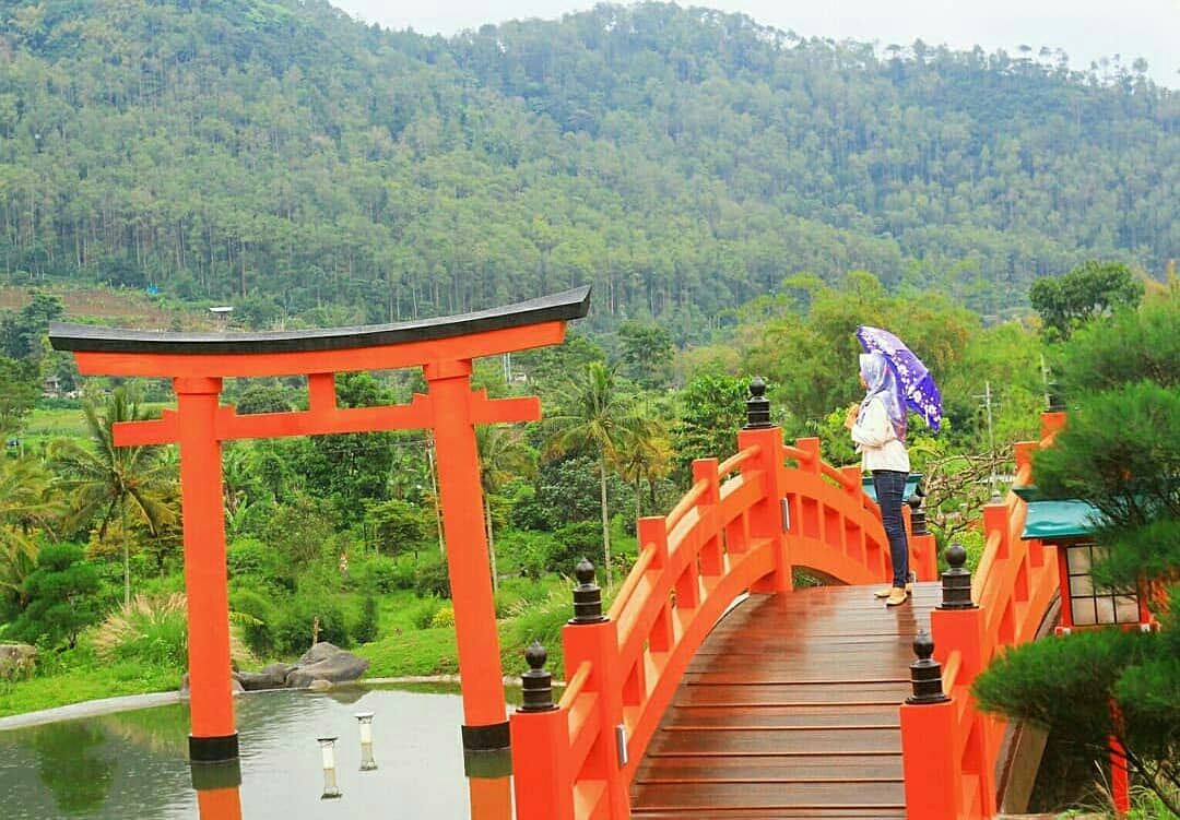 onsen hot spring malang