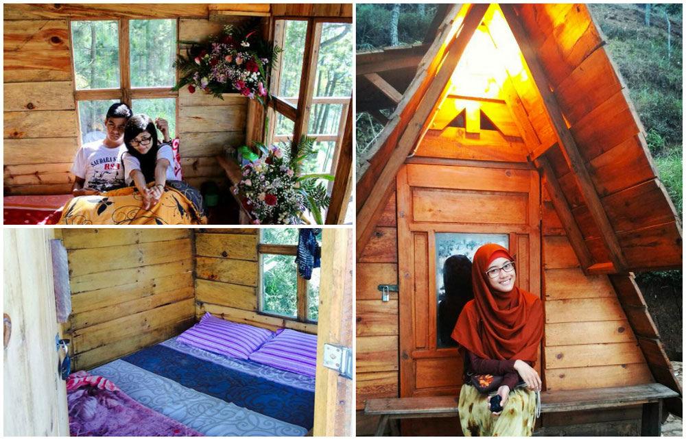8 Amazing Treehouses Indonesia Stay 1 Missnovitakusuma Redhaqadiani Omah Kayu