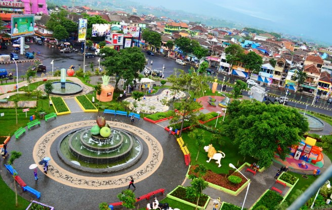 8 Tempat Wisata Kota Batu Malang Wajib Dikunjungi Liburan Songgoriti