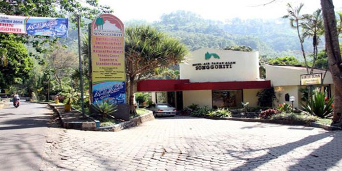 Daftar Hotel Murah Kota Batu Ngalam Songgoriti Infobatu Wisata