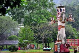 Indahnya Taman Wisata Tirta Nirwana Songgoriti Panduan Hiasan Kota Batu