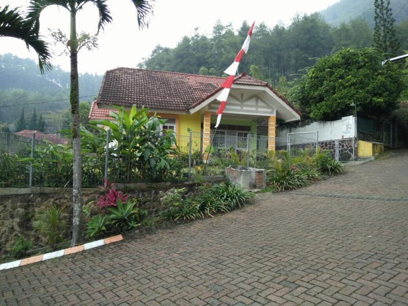 Murah Banget Tanah Villa Kawasan Wisata Songgoriti Batu Jl Raya
