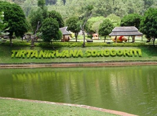 Tempat Wisata Populer Indonesia Obyek Tirta Nirwana Songgoriti Kota Batu