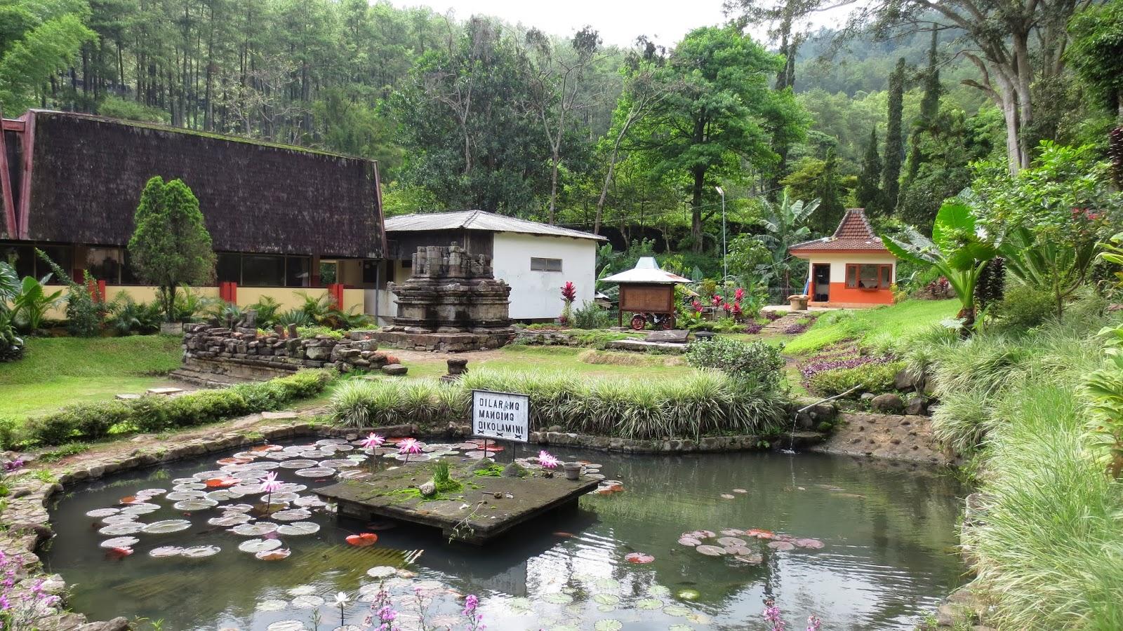 Tiket Masuk Wisata Songgoriti Batu Malang Tempat Jatim Candi Sumber