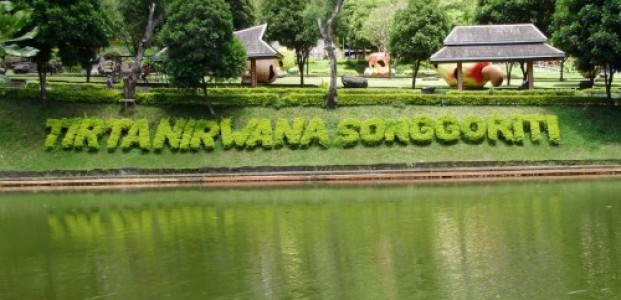 Tirta Nirwana Songgoriti Wisata Kota Batu