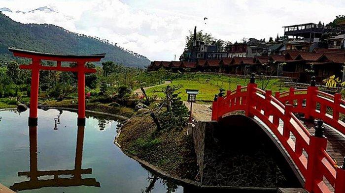Viral Dikira Jepang Ternyata Taman Indonesia Cek Lokasinya Wisata Songgoriti