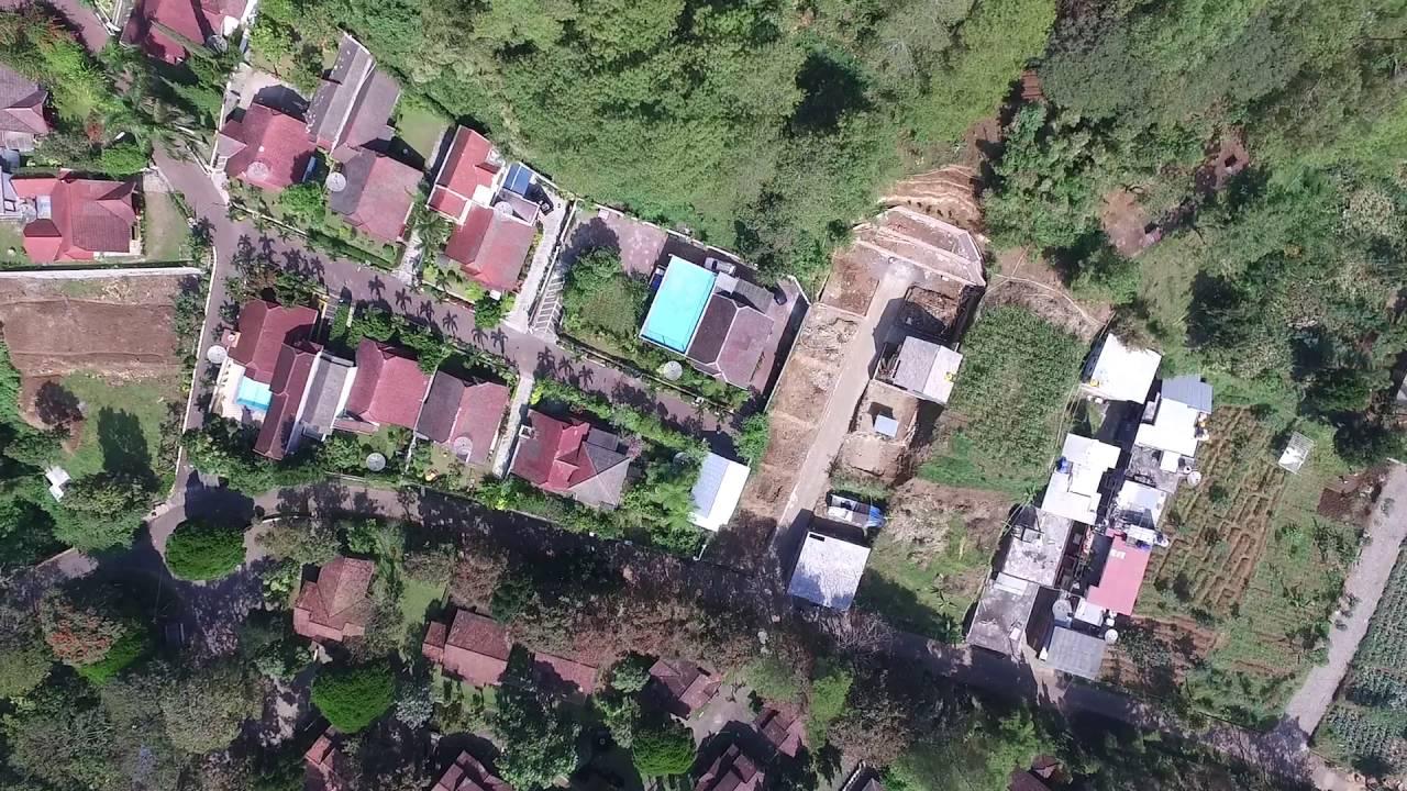 Wisata Pemandangan Alam Songgoriti Batu Malang Menggunakan Dji Phantom 3