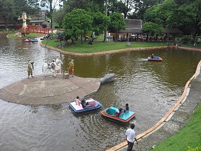 Wisata Tirta Nirwana Batu Info Tips Setelah Songgoriti Kota