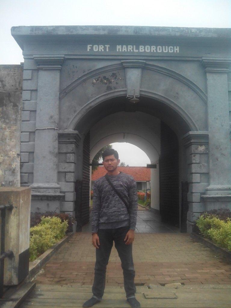 Benteng Fort Marlborough Kota Bengkulu Studio Fhoto Jambi