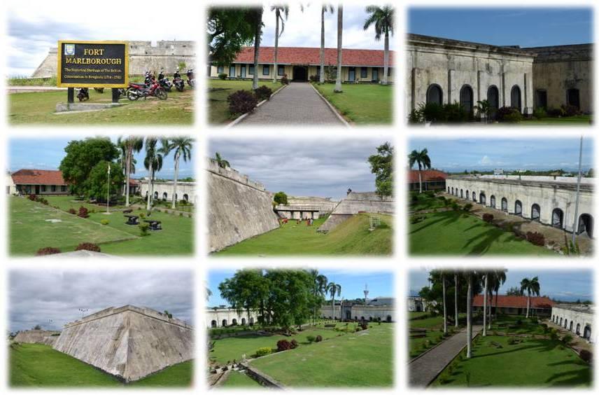 Benteng Marlborough Bengkulu Backpacker Jakarta Kota