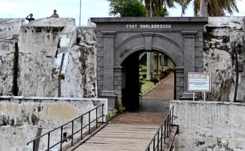 Benteng Marlborough Bengkulu Dilengkapi Kafe Portal Berita Bisnis Kota
