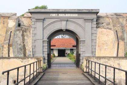 Benteng Marlborough Inggris Terbesar Asia Tenggara Eksplor Kota Bengkulu