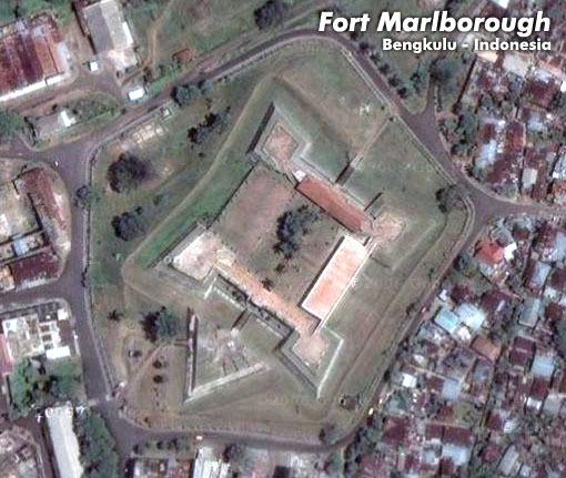 Benteng Marlborough Thelastdreams Jpg Kota Bengkulu