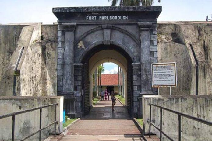 Benteng Marlborough Wisata Sejarah Termegah Bengkulu Kota