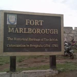 Benteng Terbesar Asia Tenggara Fort Marlborough Yap Tepatnya Kota Bengkulu