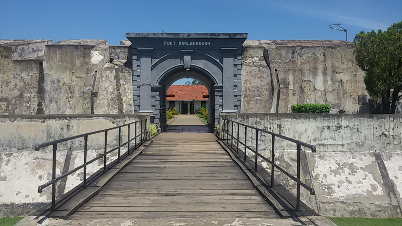 Blog Kita Punya Bangunan Bersejarah Objek Wisata Kota Bengkulu Benteng