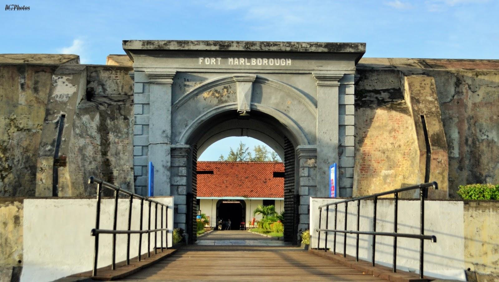 D3 Jurnalistik Universitas Bengkulu Benteng Marlborough Salah Satu Ikon Wisata
