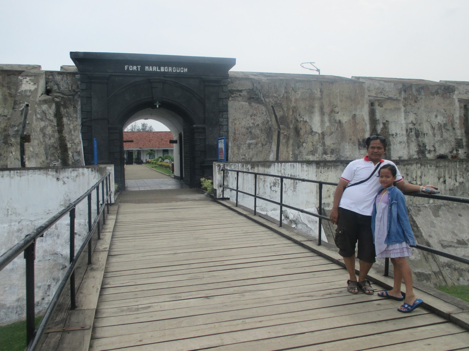 Duatiket Indonesia Travel Blog Fort Marlborough Benteng Sejarah Nah Kunjungi