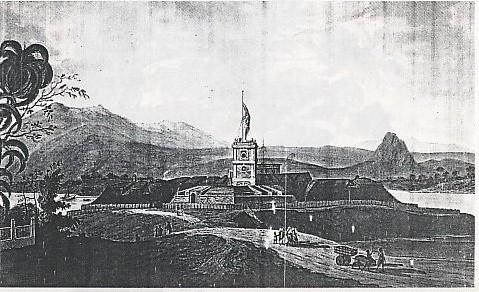 Fort Marlborough Agussetiyanto Blog Benteng Kota Bengkulu